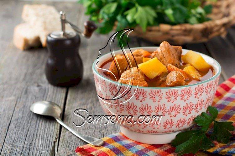 طريقة عمل صينية البطاطس باللحم في الفرن