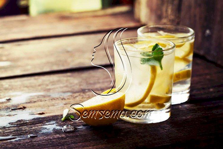 طريقة عمل ديتوكس الليمون الساخن