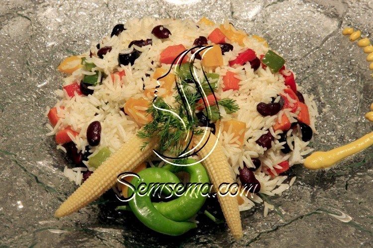 الرز المكسيكي