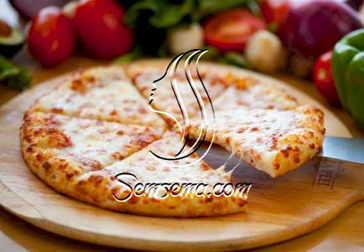 البيتزا الإيطالية بالجبن