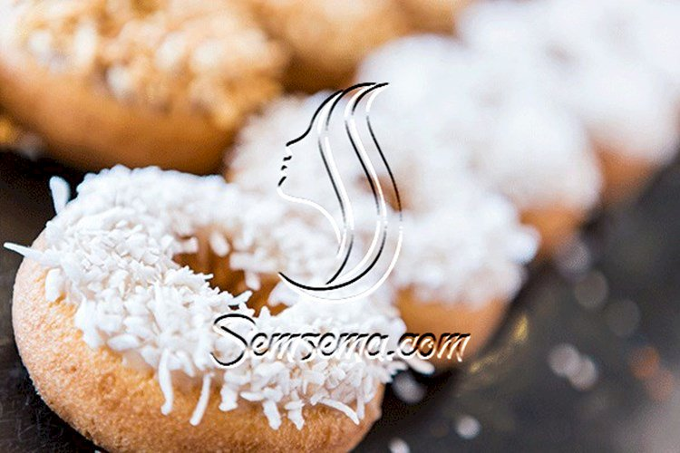 دونات جوز الهند .. لمرضى السكري